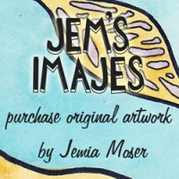 Purchase original paintings and drawings by Jemia Moser