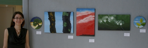 exhibit 30 under 30 exeter nh nature paintings